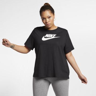 14b18e2a3b8 Nike Sportswear Essential Women s T-Shirt (Plus Size). Nike Sportswear  Essential