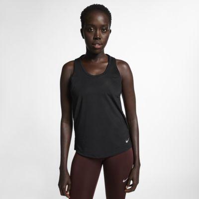 Nike Breathe Miler løpesinglet til dame