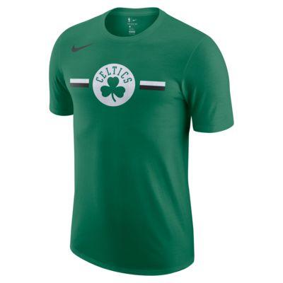 เสื้อยืด NBA ผู้ชาย Boston Celtics Nike Dri-FIT
