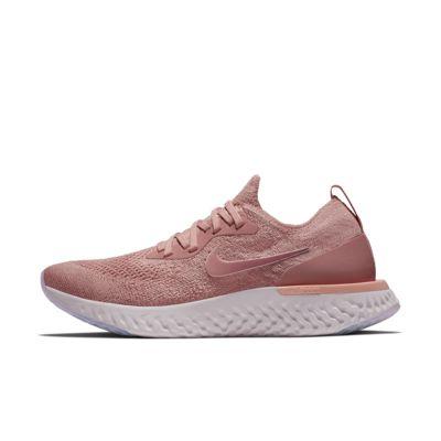 รองเท้าวิ่งผู้หญิง Nike Epic React Flyknit 1