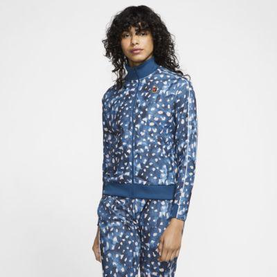 NikeCourt Women's Printed Tennis Jacket