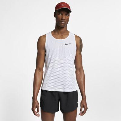 Camiseta de tirantes de running Nike AeroSwift (London)