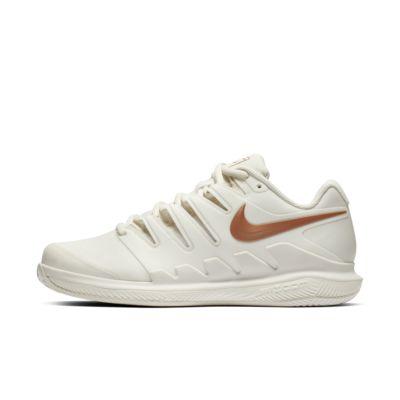 NikeCourt Air Zoom Vapor X női teniszcipő salakra