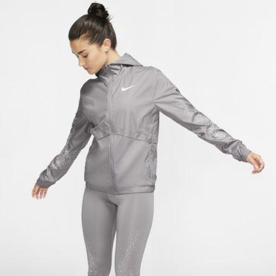 Damska kurtka do biegania z zamkiem na całej długości Nike Essential