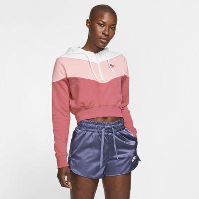 Nike Sportswear Heritage Women's 1/2-Zip Top