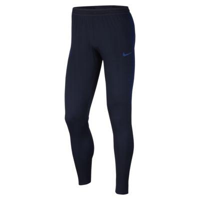 Męskie spodnie piłkarskie Nike VaporKnit Chelsea FC Strike