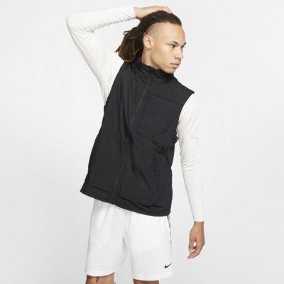 Pánská tréninková vesta Nike Flex s kapucí