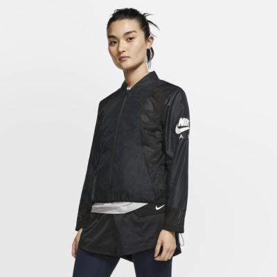 Chamarra de running para mujer Nike