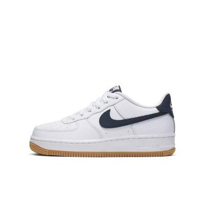 Nike Air Force 1-2-sko til store børn