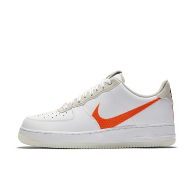 nike air force uomo bianche