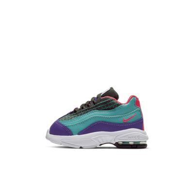 Nike Air Max 95 Now Infant/Toddler Shoe