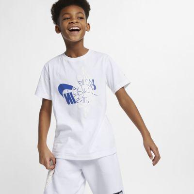 Tee-shirt Jordan Sportswear Wings pour Garçon plus âgé