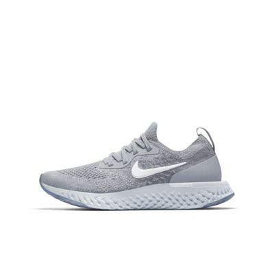 Беговые кроссовки для школьников Nike Epic React Flyknit 1