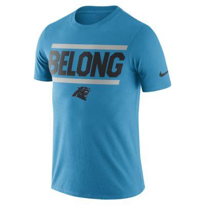 Nike Dri-FIT (NFL Panthers) Big Kids' T-Shirt