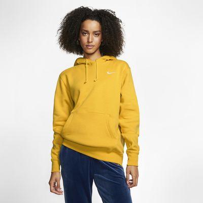 Felpa in fleece con cappuccio Nike Sportswear Essential