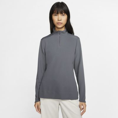 Nike Dri-FIT UV Women's 1/4-Zip Golf Top