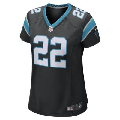 NFL Carolina Panthers Game Women's Football Jersey