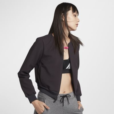 Dámská bunda Nike Sportswear Tech Pack se zipem po celé délce