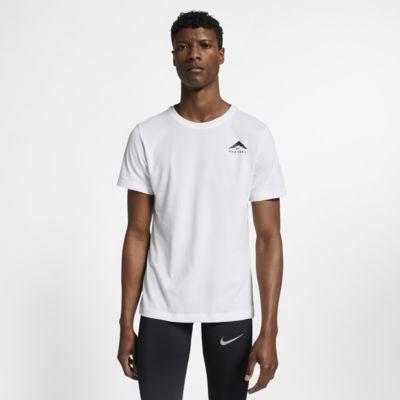 Ανδρικό T-Shirt για τρέξιμο Nike Trail Dri-FIT