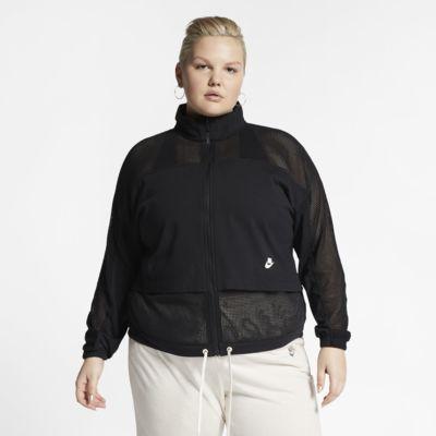 Giacca in mesh Nike Sportswear (Plus Size) - Donna
