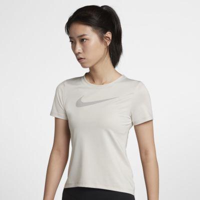 Nike Pro 女子短袖训练上衣