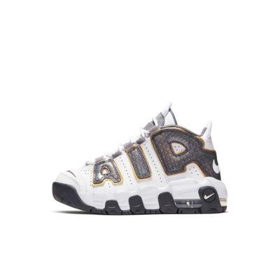 Nike Air More Uptempo SE Little Kids' Shoe