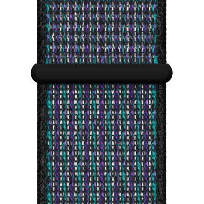 44 毫米超级葡萄紫 Nike Sport Loop