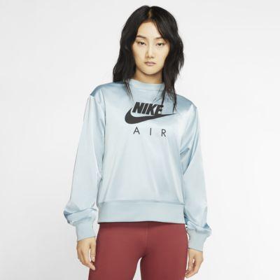 เสื้อคอกลมผ้าซาตินผู้หญิง Nike Air