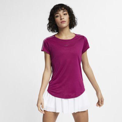 Tenniströja NikeCourt Dri-FIT för kvinnor