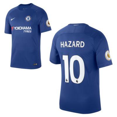 Купить Мужское футбольное джерси 2017/18 Chelsea FC Stadium Home (Eden Hazard)