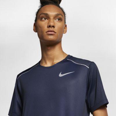 Nike Dri-FIT Miler 男子短袖印花跑步上衣