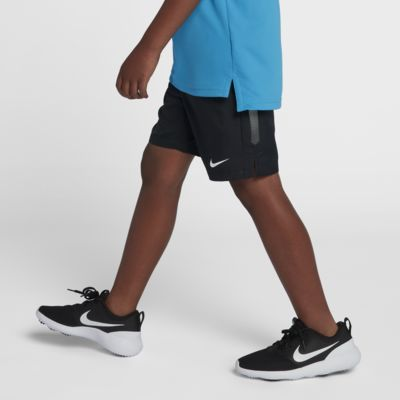 NikeCourt Dri-FIT Older Kids' (Boys') Tennis Shorts
