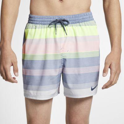 Nike Linen Racer Herren-Badeshorts (ca. 12,5 cm)