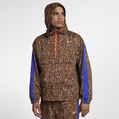 Chamarra de entrenamiento de running para hombre Nike Repel Anorak