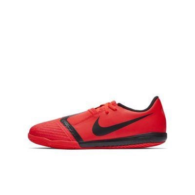 Fotbollssko för inomhusplan/futsal/street Nike Jr. PhantomVNM Academy IC Game Over för ungdom