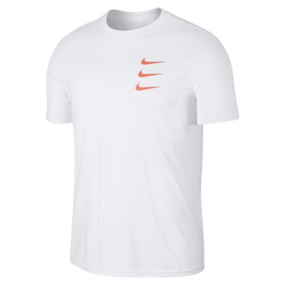 Pánské běžecké tričko Nike Dri-FIT (London)