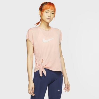 Nike Dri-FIT Samarreta de màniga curta d'entrenament - Dona