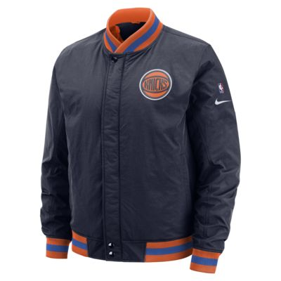 New York Knicks Nike Courtside Men's NBA Jacket