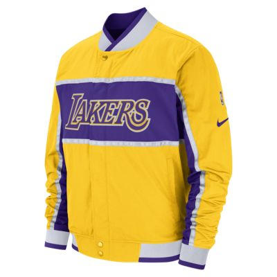 Los Angeles Lakers Nike Courtside Men's NBA Jacket