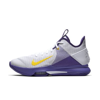 Scarpa da basket LeBron Witness 4