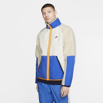 Nike Sportswear Men's Sherpa Fleece Jacket