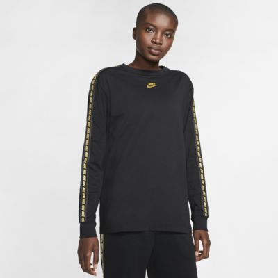 Prenda para la parte superior de manga larga para mujer Nike Sportswear