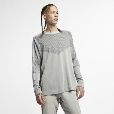 Prenda superior tejida de manga larga para hombre Nike Sportswear Tech Pack