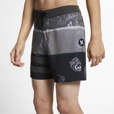 Hurley Phantom Block Party Deceiver Herren-Boardshorts (ca. 41 cm)