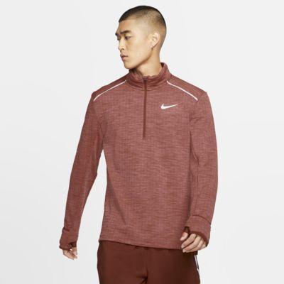 Maglia da running con zip a metà lunghezza Nike Therma Sphere 3.0 - Uomo