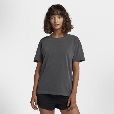 Hurley Solid Wash Ringer Women's T-Shirt