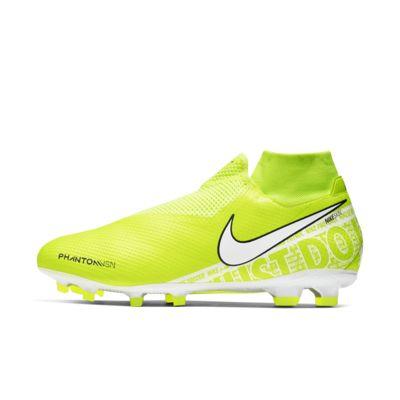 Nike Phantom Vision Pro Dynamic Fit FG-fodboldstøvle til græs