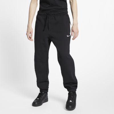 Pantalones de tejido Fleece para hombre NikeLab Collection