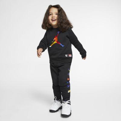 Jordan Jumpman Toddler Crew & Joggers 2-Piece Set