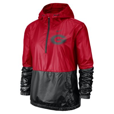 Nike College Anorak (Georgia) Women's Jacket